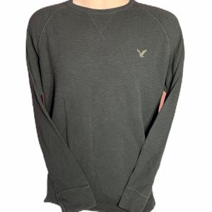 AEO Heritage XXL Heathered Classic Fit Thermal